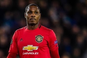 Odion Ighalo agrees to extend Manchester United contract