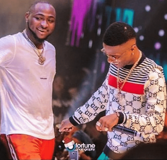 Confusion As Davido Unfollows Wizkid & Peruzzi On Instagram After Announcing Break From Social Media