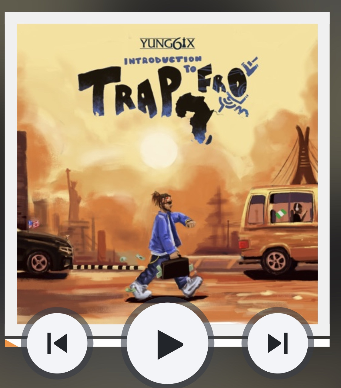 "Yung6ix Releases Third Studio Album ""Introduction To TrapFro"", Premieres Video For ""Energized"""