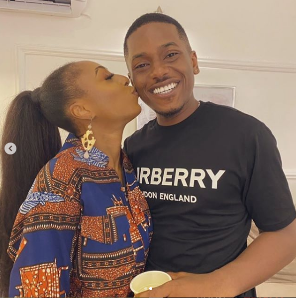 Sibling love! Timini celebrates big sister Dakore Akande