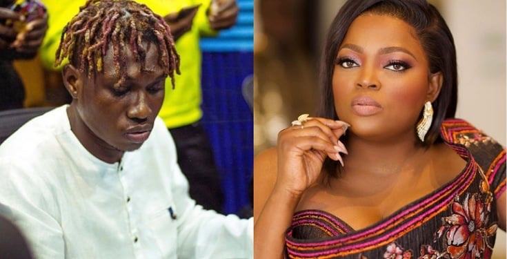 Months after her arrest, Zlatan Ibile mocks Funke Akindele (See screenshot)