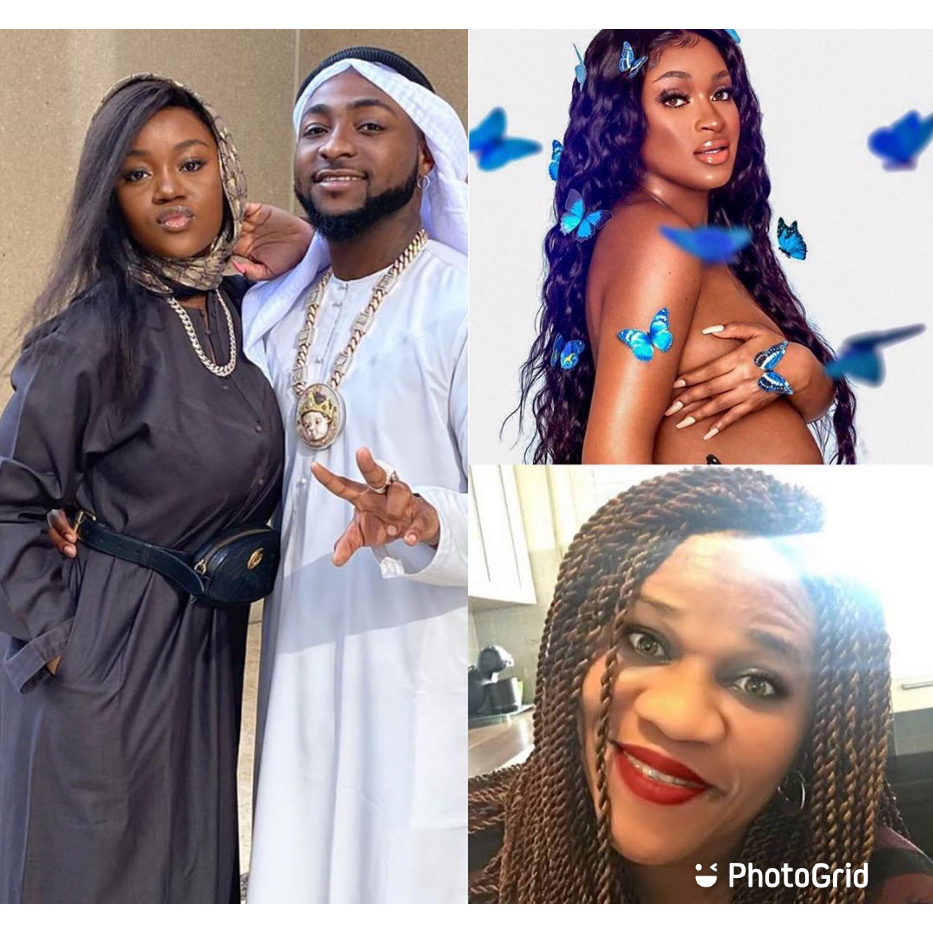 Breaking!!! Davido And Chioma Have Allegedly Broken Up.