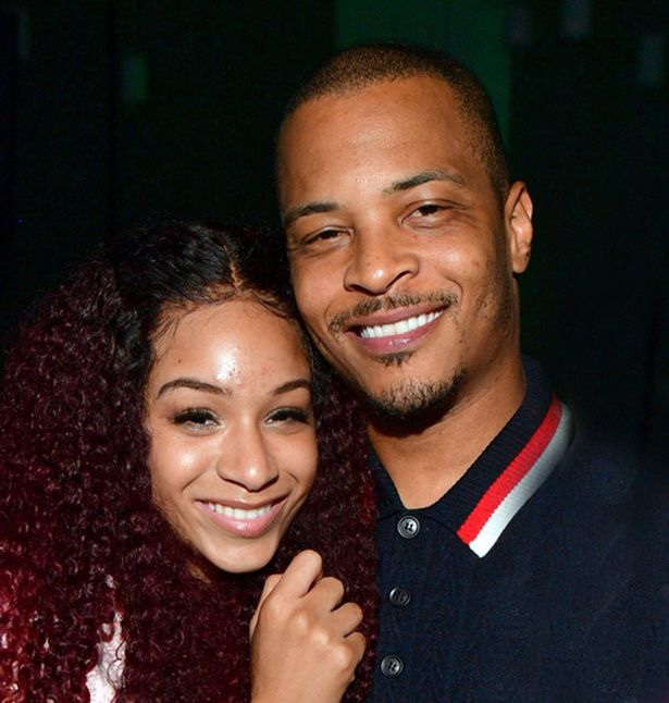 T.I's daughter tears up as she opens up on him forcing her to have yearly virginity test