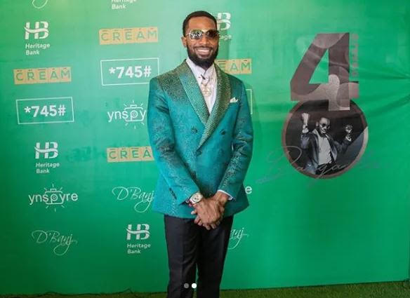 Breaking: D'Banj's endorsement deal with Heritage Bank allegedly suspended