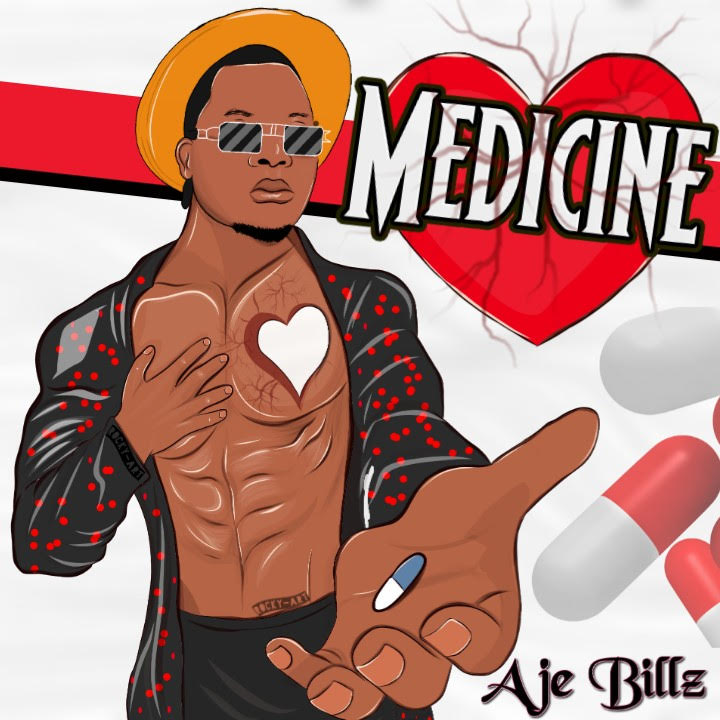 """Fast Rising Singer """"Aje Billz"""" makes his first-ever appearance on DJB with new single titled """"Medicine"""""""