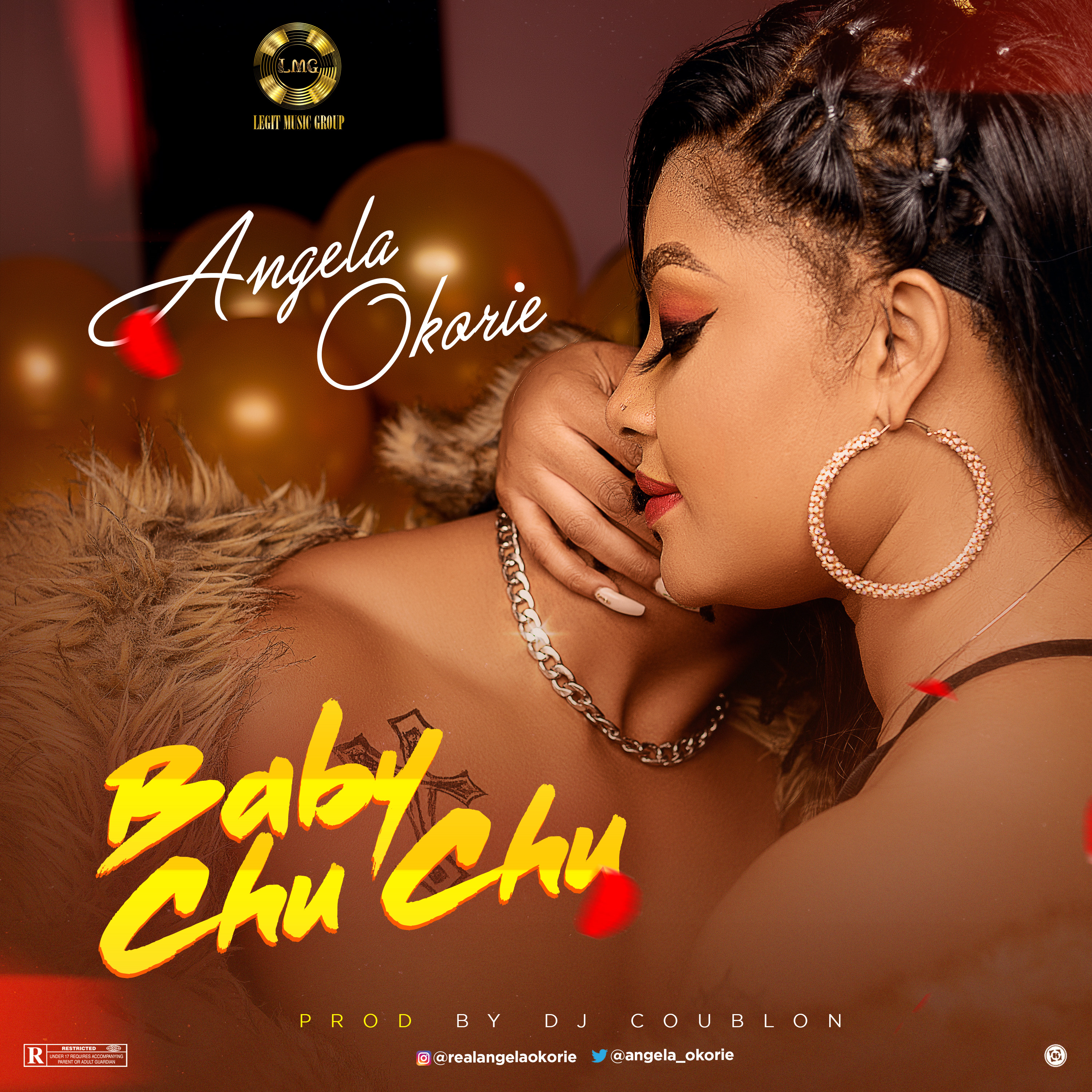 "Nigerian Singer ""Angela Okorie"" serves us with a brand new single titled ""Baby Chuchu""."