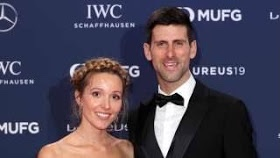 Djokovic, wife recover from COVID-19