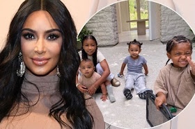 Kim Kardashian has reportedly told friends she wants to adopt her fifth child