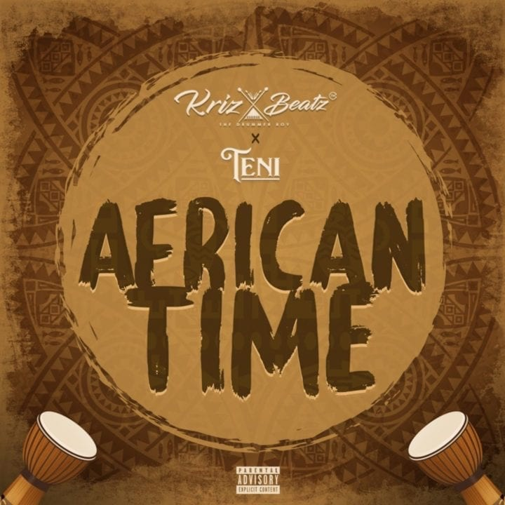 "Teni Joins Krizbeatz on new single, ""African Time"" off Upcoming Album"