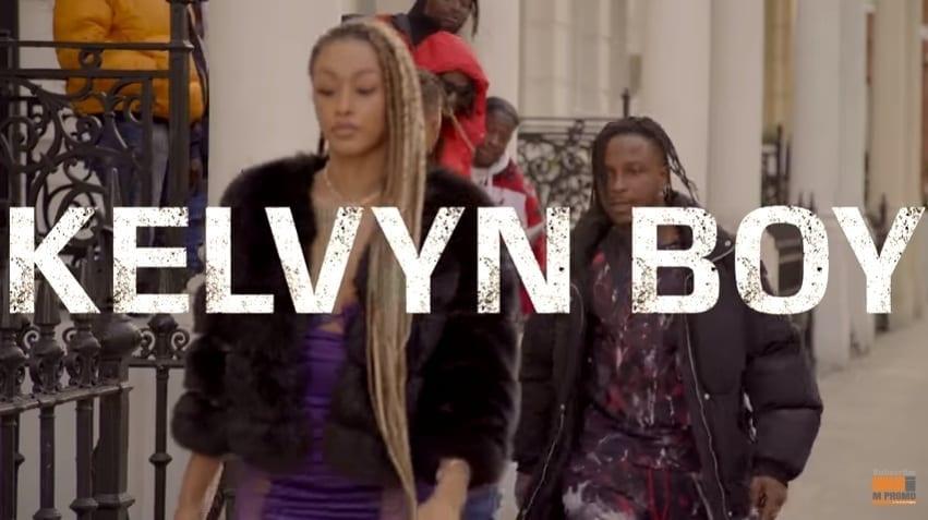 "Ghanaian singer Kelvyn Boy drops a brand new single titled ""Killa Killa""."