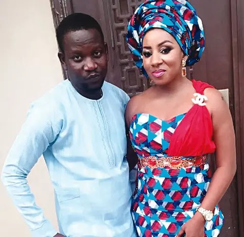 Why I married Afeez Owo – Nollywood actress Mide Martins
