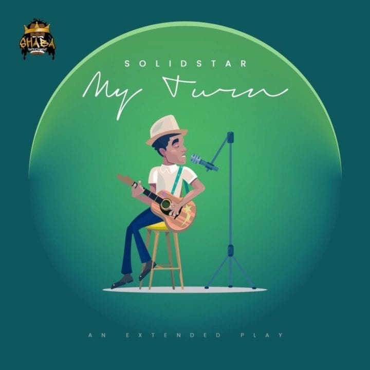 "Solidstar releases new extended play, ""My Turn"""