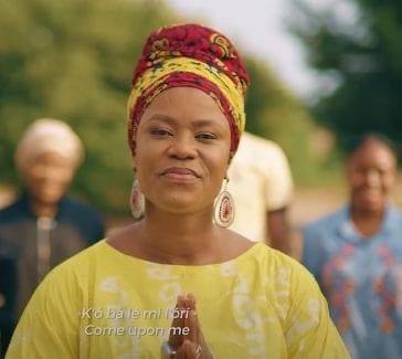 "Award winning Nigerian Gospel Artist, Sola Allyson has released the visuals for her single, ""Ebe"""
