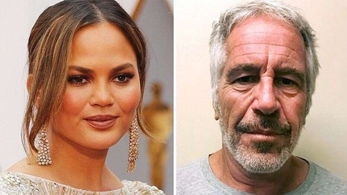 Chrissy Teigen BLOCKS over 1 MILLION accounts on twitter as trolls continue to torment her over Jeffrey Epstein