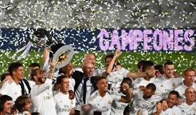 Real Madrid clinch record 34th LaLiga title