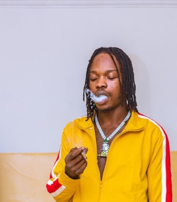 I don't do drugs, I just smoke weed! Naira Marley says as he shares new photos