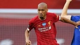 Liverpool star Fabinho's home burgled while celebrating Liverpool's title win