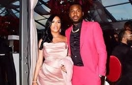 Meek Mill SPLITS with girlfriend days after Kanye West said he and Kim might have had a thing