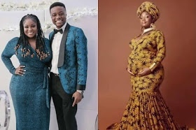 OAP Toolz and Tunde Demuren confirm the birth of their second child