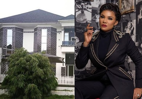 Nollywood actress, Iyabo Ojo buys Lekki mansion