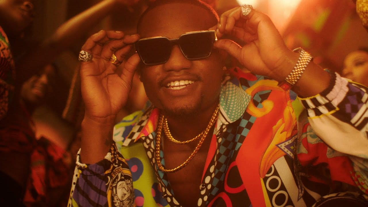 DJ Tunez comes through with the official music video for 'Cool Me Down' featuring Wizkid.