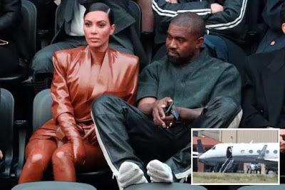 Kim Kardashian and Kanye West 'hiding in fortress on make-or-break holiday'