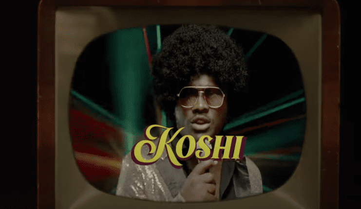 Moelogo Serves Up Visuals For 'Koshi""