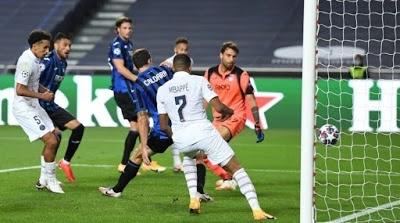 PSG produce late comeback to beat Atalanta