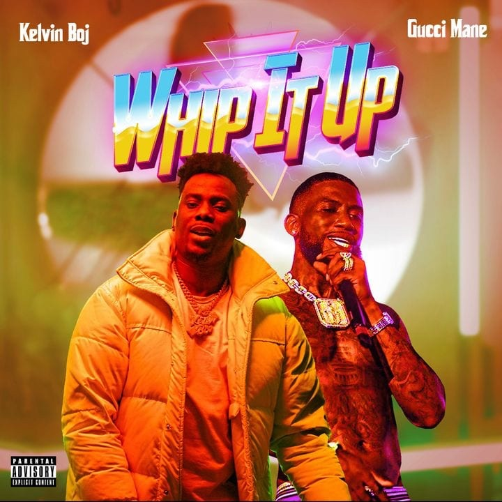 Kelvin Boj unlocks the video for 'Whip It Up' featuring Gucci Mane