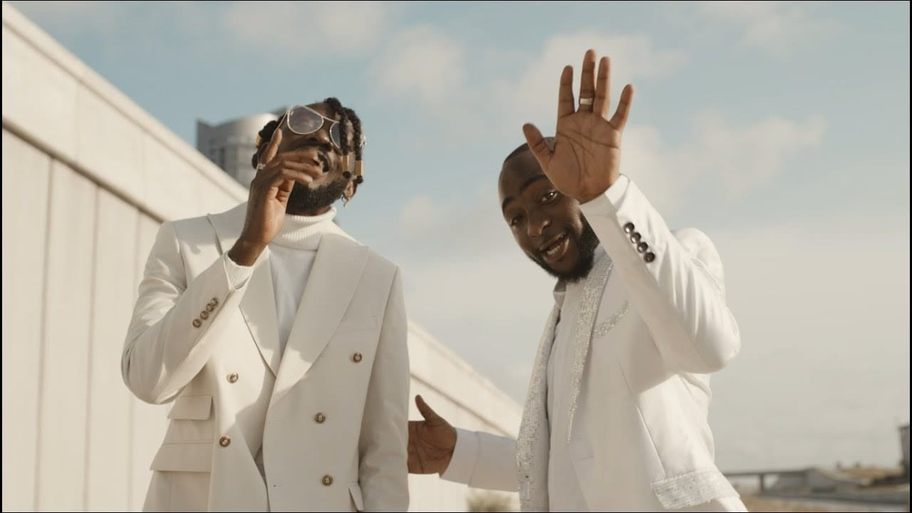 May D & Davido Serve The Visuals for Lowo Lowo Remix