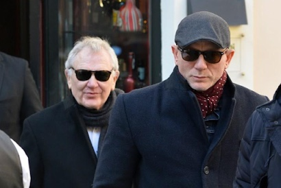 James Bond star, Daniel Craig loses father to liver cancer