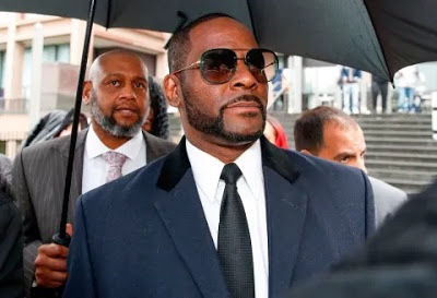 R Kelly allegedly 'attacked in his cell by inmate' in Chicago prison