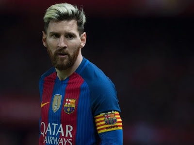 Man City offer Barcelona three players, €100m in exchange for Messi
