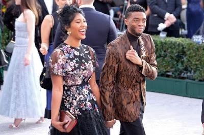 Chadwick Boseman secretly married wife Taylor Simone before death