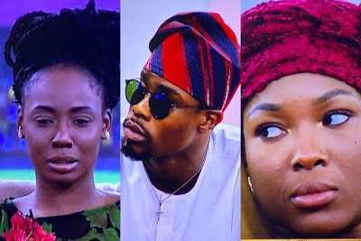 BBNaija 2020: 'I'm disappointed' – Vee speaks on Tolanibaj's feelings for Neo
