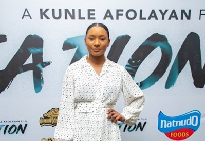 Temi Otedola gets emotional as Citation's teaser is released