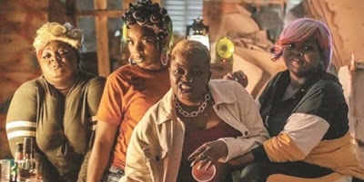 Chioma Akpotha joins Funke Akindele's Omo Ghetto set