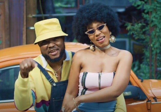Dr Dolor & Mercy Eke switch things up with 'I Go Pay' video