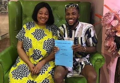 BBNaija's Brighto bags first Nollywood movie role