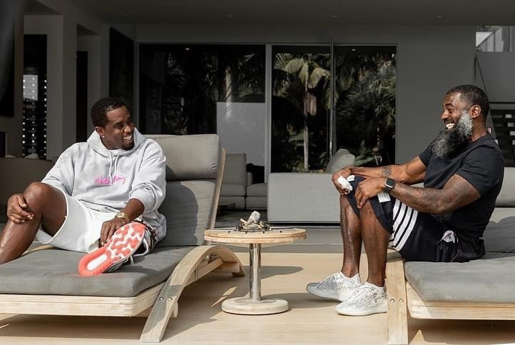 Diddy Welcomes Home Loon Following his release from the Prison