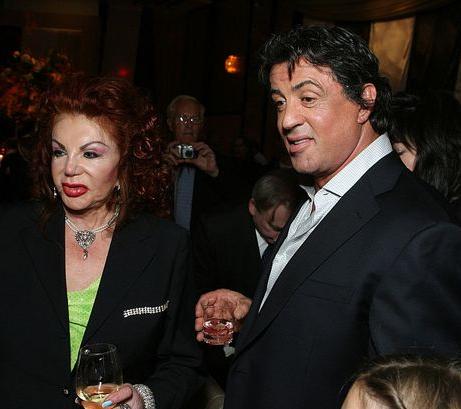Sylvester Stallone's beloved mother Jackie 'dies aged 98'
