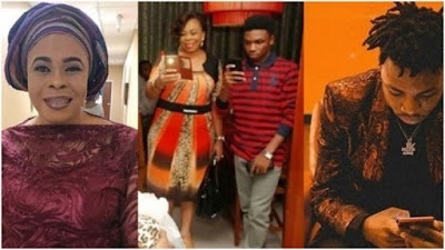 How I now relate with Mayorkun – Mum, Toyin Adewale reveals