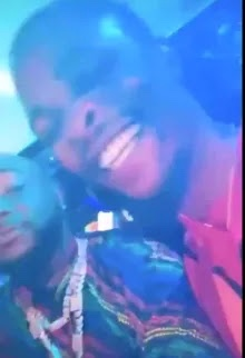 Davido hangs out with BBNaija winner, Laycon [video]