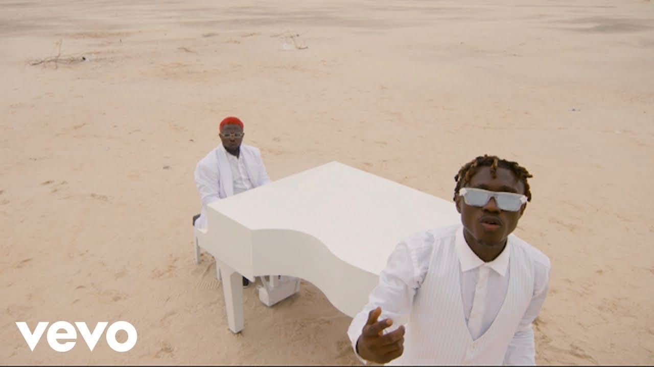 Zlatan serves the video for 'Suffer' featuring Oberz