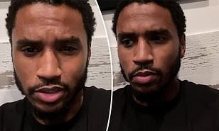 Trey Songz announces he has tested positive for coronavirus