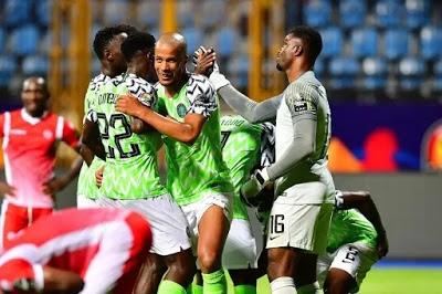Again, Nigeria's Super Eagles aren't on FIFA 21