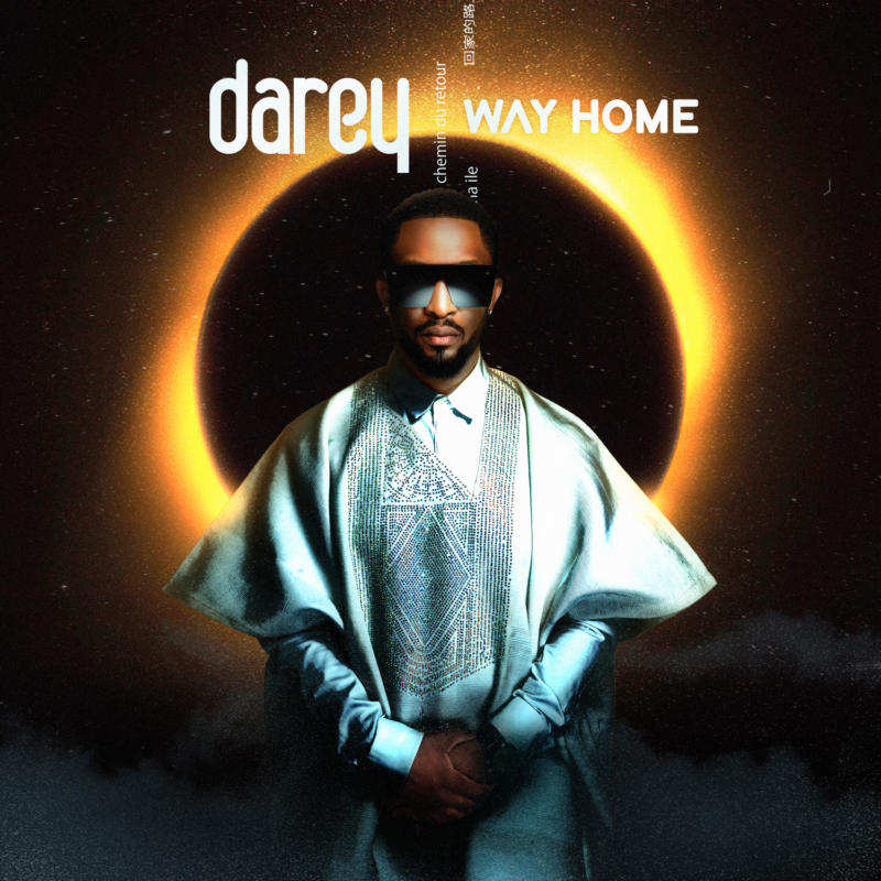 'WAY HOME' EP by Darey featuring Teni and Patoranking is finally out!!!