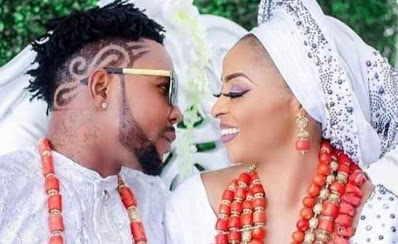 Oritsefemi continues to appeal to wife on social media as he says, don't let your friends lead you astray