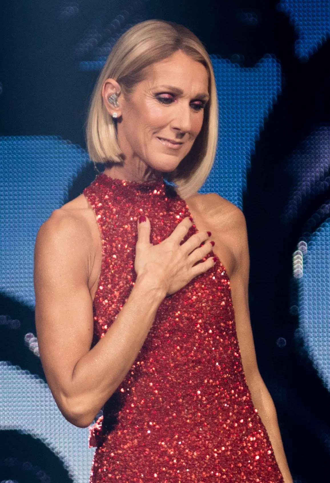 EndSars: My heart melts for Nigerians – Celine Dion
