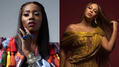 EndSARS: Tiwa Savage appeals to Beyonce to lend support